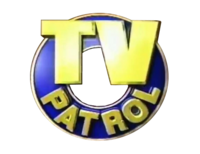 TV Patrol Logo 1998