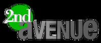 2nd Avenue 3D Logo November 2008