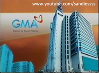 GMA Sign On 2010
