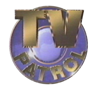 TV Patrol Logo September 2000