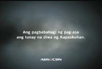 ABS-CBN Ang pagbabahagi ng pag-asa ang tunay na diwa ng Kapaskuhan