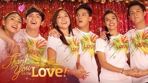 "ABS-CBN Christmas Station ID 2015 ""Thank You For The Love"" Recording Music Video-0"