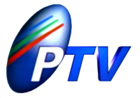 PTV 4 3D Logo 2000