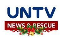 UNTV News & Rescue Christmas Garland (2016)