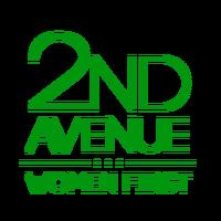 2nd Avenue Women First Logo 2015