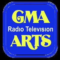 GMA Radio-Television Arts Logo 1982