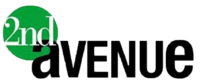 2nd Avenue Logo (2007-2009)