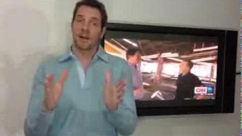 Brendan MCCARTHY the Value Vision TV Shop man...