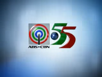 ABS-CBN SID Test Card 55 Years 2008