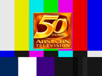 ABS-CBN 50 Years Test Card (2003)