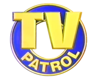 TV Patrol Logo October 1996