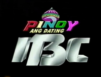 IBC 13 Logo ID 2001