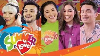 """ABS-CBN Summer Station ID 2019 """"Summer Is Love"""""""