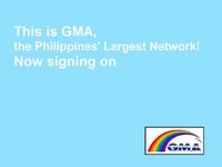 GMA Sign On 1994