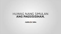 ABS-CBN Huwag Nang Simulan Ang Pagsisisihan