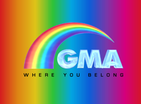 GMA Sign On 2001