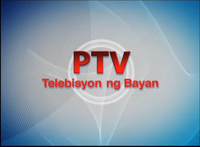 PTV 4 Logo ID June 2012