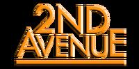 2nd Avenue 3D Logo 2017