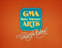 GMA Radio-Television Arts Sign On and Sign Off 1986