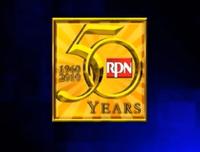 RPN 9 Logo ID 50 Years 2010