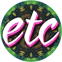 ETC Christmas Logo (November-December 2014)