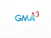 GMA Test Card (2005-2011) with 3D