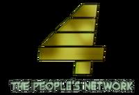 PTV 4 3D Logo 1992