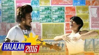 Halalan 2016 Theme Song- Ipanalo ang Pamilyang Pilipino - KZ Tandingan & Kokoi