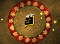 Studio 23 Logo ID Christmas 2013