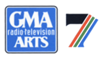 GMA Radio-Television Arts Alternative Logo 1974