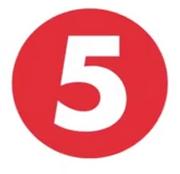 TV5 3D Logo Animation 2018