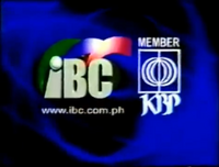 IBC 13 Logo ID 2002 with KBP