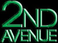 2nd Avenue 2D Logo 2015