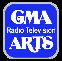 GMA Radio-Television Arts 2D Logo (1979-1992)