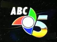 ABC 5 Logo ID 1993-4