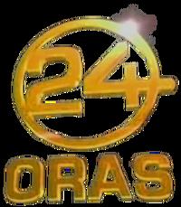 24 Oras Logo 2010