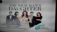 GMA The Rich Man's Daughter Test Card