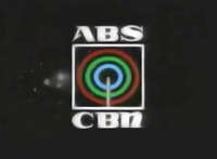 ABS-CBN SID Test Card In the Service of the Filipino 1989