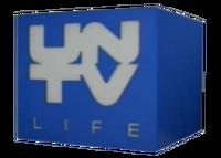 UNTV Life 3D Logo
