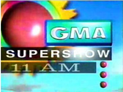 GMA Supershow 9497