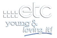 ETC Young & Loving It Logo 2013