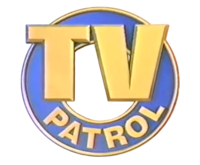 TV Patrol Logo April 1996
