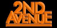 2nd Avenue 3D Logo (2016-2018)