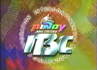 IBC 13 Logo ID Pinoy Ang Dating 1998