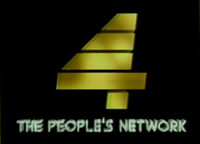 PTV 4 Logo ID 1992