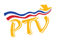 PTV 4 Logo October 1995