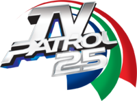 TV Patrol Logo 25th Anniversary