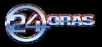 24 Oras Logo 2006