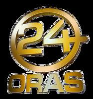 24 Oras Logo (2008-2011)