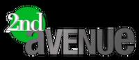 2nd Avenue 3D Logo 2010